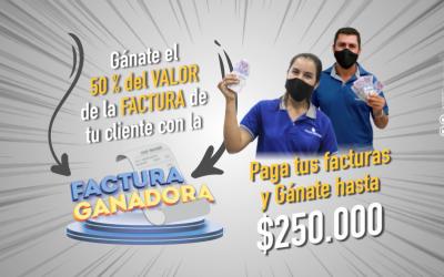 FACTURA GANADORA
